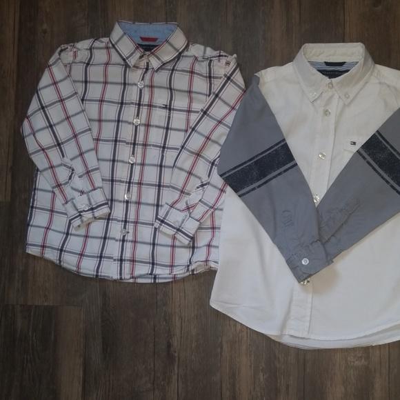 Tommy Hilfiger Other - Tommy hilfiger Dress shirts